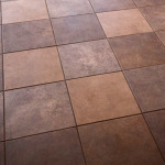 Rockford Tile diagonal floor pattern