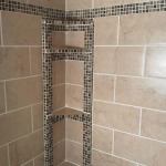 Sample Shower installation by Rockford Tile. Quality installations serving West Michigan.
